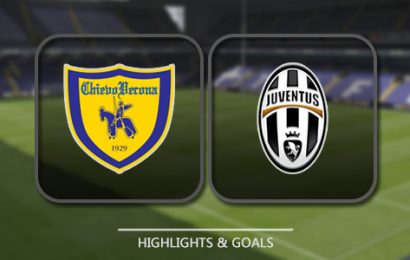 Chievo Verona vs Juventus