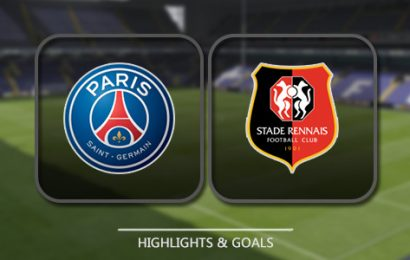Paris Saint Germain vs Rennes
