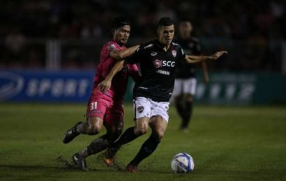 Chainat Fc 1-2 Muangthong United