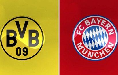Dortmund Vs Bayern Munich