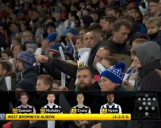 Leicester City vs West Bromwich Albion